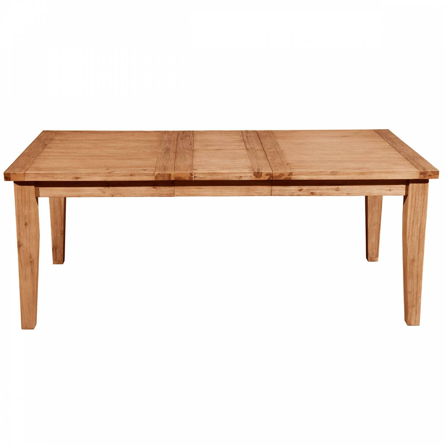 8812 Alpine Furniture 01 Aspen Extension Dining Table Butterfly