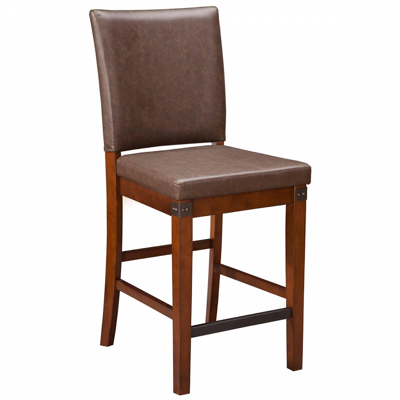 2727 Alpine Furniture 2727-02 Artisan Counter Height ...