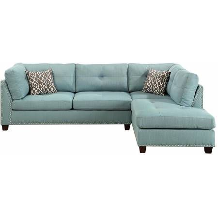 Laurissa Collection 54395 Sectional Sofa