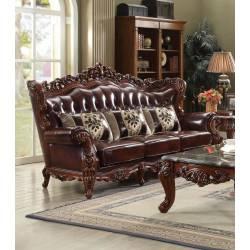 "Eustoma Collection 53065 92"" Sofa"