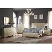27140Q-4PC 4PC SETS Voeville II Collection 27140Q Queen Size Bed