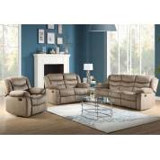 55040+55041+55042 3PC SETS Angelina Sofa + Loveseat + Recliner