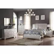 24840Q-4PC 4PC SETS Voeville 24840Q Queen Bed