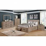 CM7047NT-CK-4PC 4PC SETS OAKES Cal.King BED