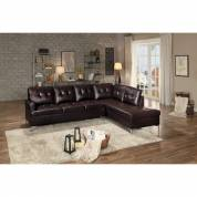 8378BRW* 2-Piece Sectional with Right Chaise Barrington
