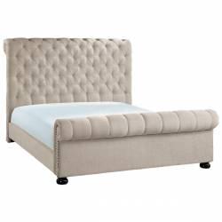 1640KN-1EK* Eastern King Bed Belfield
