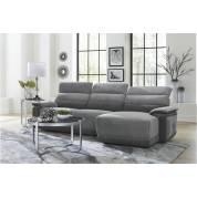 9512DG Seating Sectional Sofa Ember