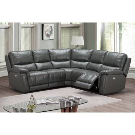 F86752 Power Motion Sectional
