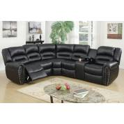 F86612 Power Motion Sectional