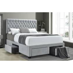 305878KE UPHOLSTERED E KING BED