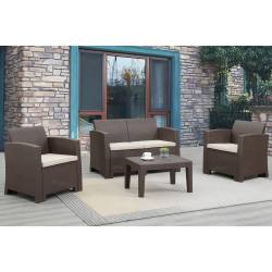 473 4-Pcs Outdoor Set