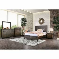 CM7523Q-4PC 4PC SETS WESTHOPE Queen BED