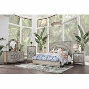 CM7521CK-4PC 4PC SETS KAMALAH Cal.King BED
