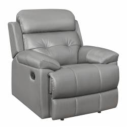 9529GRY-1 Reclining Chair Lambent
