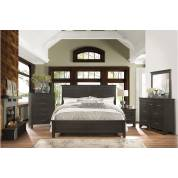 1675K-CKGr Blaire Farm California King Bedroom Set - Espresso