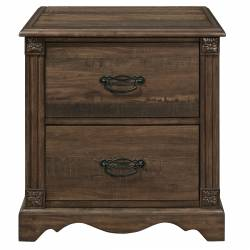 1609-4 Night Stand Beaver Creek