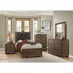 1609T-1* Twin Bed Beaver Creek