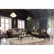 SM6416 QUIRINO 2PC SETS SOFA + LOVE SEAT