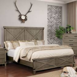 CM7734GY BIANCA CAL.KING BED