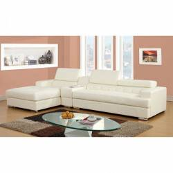 FLORIA SECTIONAL CM6122WH