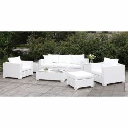 CM-OS2128WH-SET16 SOMANI II SOFA + 2 CHAIRS + 2 END TABLES + COFFEE TABLE