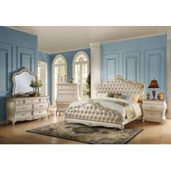 23537EK-4PC 4PC SETS CHANTELLE E.KING BED