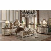 26894CK-4PC 4PC SETS PICARDY ANTIQUE PEARL CK BED