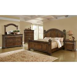 204541KW-5PC 5PC SETS C KING BED