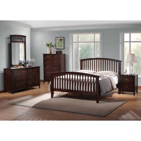 202081Q-5PC 5PC SETS QUEEN BED