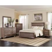 204191KW-4PC 4PC SETS C KING BED