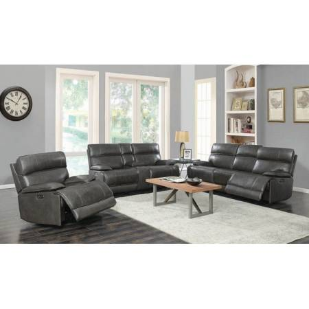 650221PP+650222PP+650223PP 3PC SETS POWER2 SOFA + LOVESEAT + GLIDER RECLINER