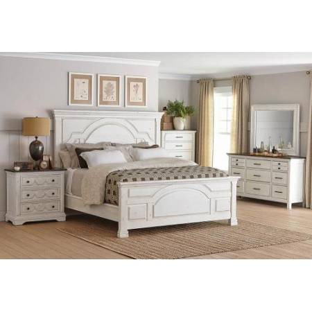 206461KW-4PC 4PC SETS QUEEN BED
