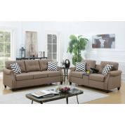 F6412 2-Pcs Sofa Set