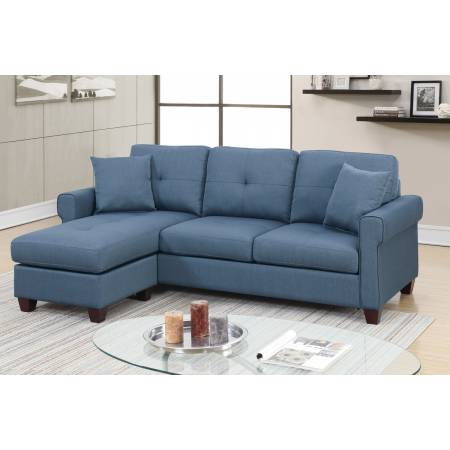 F6573 2-Pcs Sectional Sofa