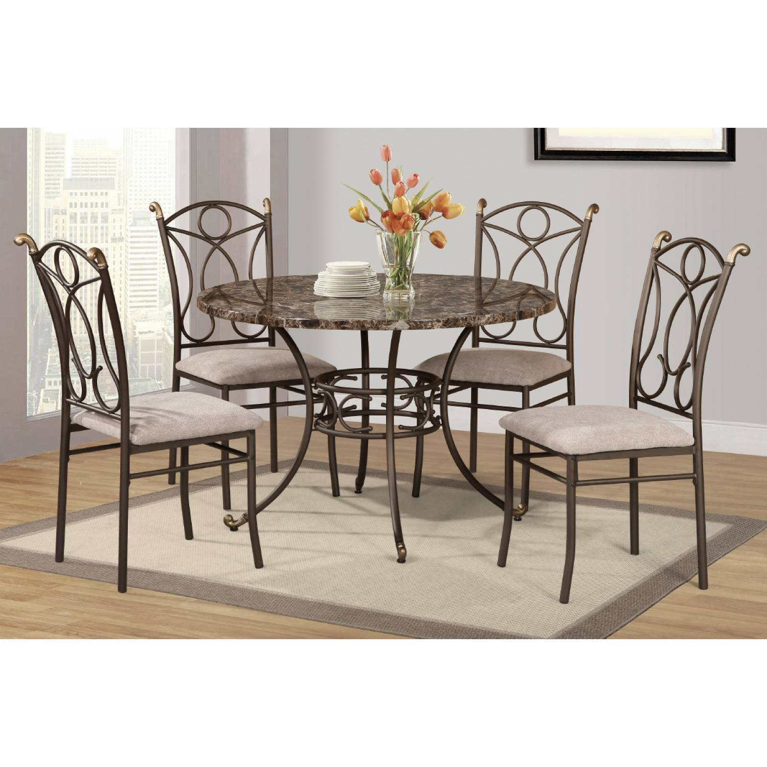 F2440 Dining Table