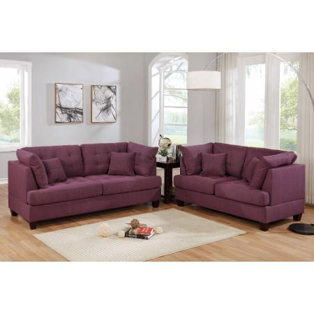 F6403 2-Pcs Sofa Set