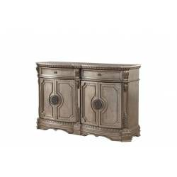 66925 SERVER WITH MARBLE TOP