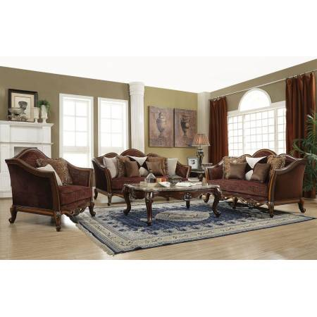 50665+50666+50667 3PC SETS SOFA + LOVESEAT + CHAIR
