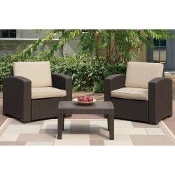 3-Pcs Outdoor Set 136