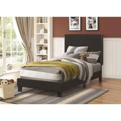 Upholstered Beds Upholstered Low-Profile Twin Bed 300558T