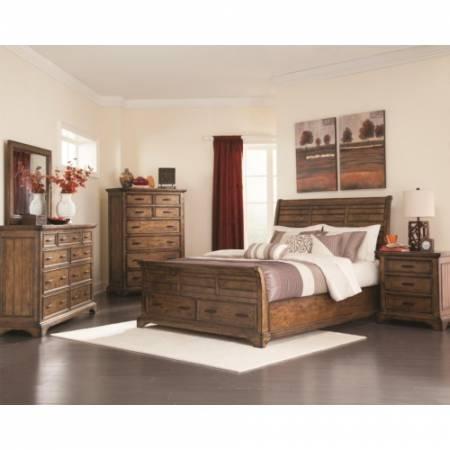 Elk Grove King Bedroom Group