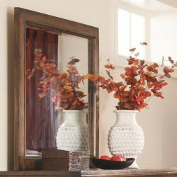 Elk Grove Rectangular Dresser Mirror