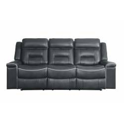 9999DG Darwan Double Lay Flat Reclining Sofa