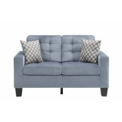 9957GY Lantana Love Seat
