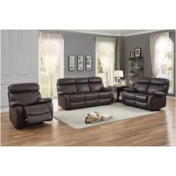 8326BRW Pendu Reclining Chair