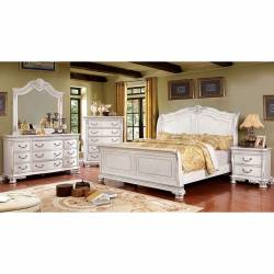 ISIDORA 4PC SETS CAL.KING BED