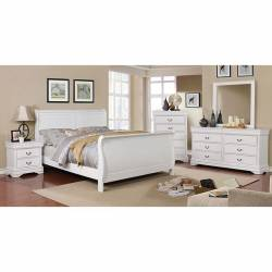 EUGENIA 4PC SETS CAL.KING BED