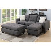 Sectional w/ Ottoman F6920