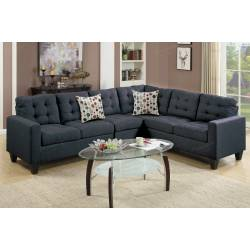 4-Pcs Modular Sectional F6937