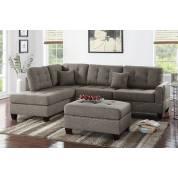 3-Pcs Sectional Sofa F6504